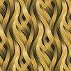 Muriva Ribbons 10m L x 53cm W Abstract Roll Wallpaper