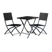 Kingfisher Tiara 2 Seater Bistro Set