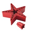 Cake Boss 5 Piece Stars Fondant Cutters Set