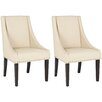 Safavieh Wilton Upholstered Dining Chair (Set of 2)