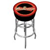 "Trademark Global Budweiser 31"" Swivel Bar Stool"