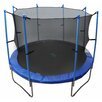 "Upper Bounce Upper Bounce 427"" Trampoline with Safety Enclosure"