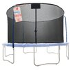 Upper Bounce 244cm Round Trampoline Net using 3 Poles
