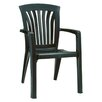 Nardi Diana Stacking Dining Arm Chair (Set of 6)