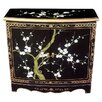 Grand International Decor Blossom 2 Door Cabinet