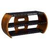 Jual Furnishings Ltd TV-Ständer Curve für Fernsehgeräte bis 127 cm
