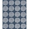 "Marimekko Volume 4 Puketti 9.84' x 55.12"" Floral and Botaincal Wallpaper"