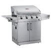 Char-Broil 79cm Performance Gas Barbecue with Side Shelf