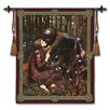 Fine Art Tapestries Classical La Belle Dame Sans Merci by Acorn Studios Tapestry