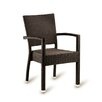 Home Etc Cecile Stacking Dining Arm Chair