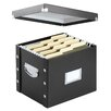 Ideastream Products Snap-N-Store Letter Size File Box