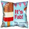 We Love Cushions Paper Lollipop Scatter Cushion