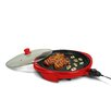 "Elite by Maxi-Matic Gourmet 14"" Electric Indoor Grill with Lid"