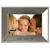 "Malden 4"" x 6"" Mom and Dad = Me Beaded Picture Frame"