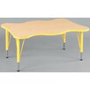 TotMate My Place Play Rectangular Activity Table