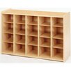 TotMate 2000 Series 20 Compartment Cubby