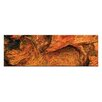 Artist Lane Hands of Time by Andrew Brown Photographic Print on Canvas in Orange