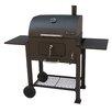 Landmann Vista BBQ Charcoal Grill with Side Shelves