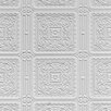 Anaglypta Turner Tile 10m L x 53cm W Damask 3D Embossed Roll Wallpaper