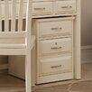 Liberty Furniture Hampton Bay 2-Drawer Mobile File Cabinet