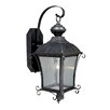 Vaxcel Sonnet 1-Light Outdoor Wall Lantern