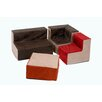 Sport and Playbase Kindersofa Suede