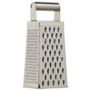 Kitchen Craft Deluxe 24 cm Four Sided Box Grater