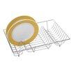 Wayfair Basics Chrome Plated Large Wire Dish Drainer