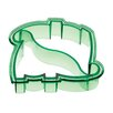 Kitchen Craft Let's Make Dinosaur Shaped Sandwich Cutter