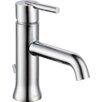 Delta Trinsic® Bathroom Single Handle Centerset Bathroom Faucet