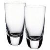 Villeroy & Boch American Bar Straight Bourbon Highball Glass (Set of 2)