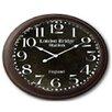 Premier Housewares London Bridge Wall Clock