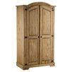 Home & Haus Traditional Corona 2 Door Wardrobe