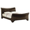 House Additions Wichita Upholstered Sleigh Bed