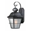 Vaxcel New Haven 1-Light Outdoor Wall Lantern