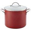 Farberware Farberware New Traditions Ceramic Cookware 12 Qt. Stock Pot with Lid