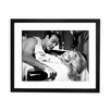 Culture Decor Sean Connery Shirley Eaton Framed Photographic Print