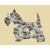Art Group Scottie by Louise Tate Canvas Wall Art