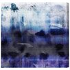 Oliver Gal 'Agitato' Art Print Wrapped on Canvas