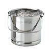 Zodiac Stainless Products John Ice Bucket