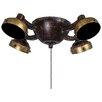 Minka Aire 4-Light Universal Ceiling Fan Light Kit
