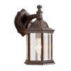 Three Posts Elburn 1-Light Outdoor Wall Lantern