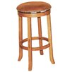 """Just Cabinets Furniture and More Sedona 30"""" Swivel Bar Stool (Set of 2)"""