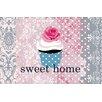 Akzente Gallery Sweet Home Doormat