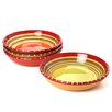 Latitude Run Cate Soup and Pasta Bowl (Set of 4)