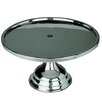 Zodiac Stainless Products 30cm Stainless Steel Cake Stand
