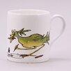 McLaggan Smith 7cm Mug in Green Bird