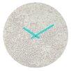 Social Proper Snowballs Wall Clock