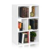 "Varick Gallery Andrade Eco 3-Shelf 37"" Cube Unit Bookcase"