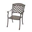 Darlee Sedona Dining Arm Chair with Cushion